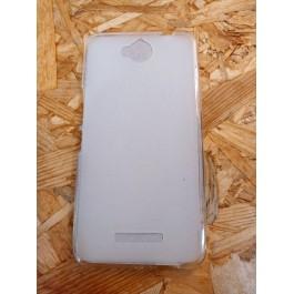 Capa Silicone  Transparente Vodafone Smart 4 Max