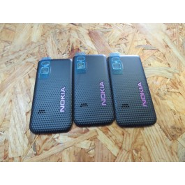Tampa de Bateria Rosa Original Nokia 5610 Ref: 0252590