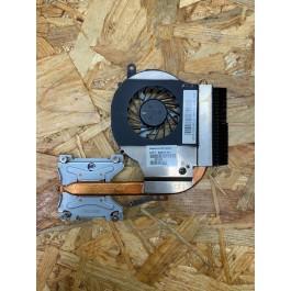 Dissipador C/ Ventoinha HP G62 Recondicionado Ref: 606014-001