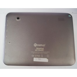 Cover traseira Memup SlidePad NG 804DC usada (GRADE A)