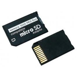 Adaptador Micro SD P/ Memory Stick Pro Duo