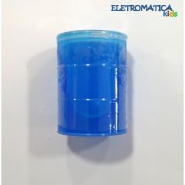 Slime c/bicho (Azul)