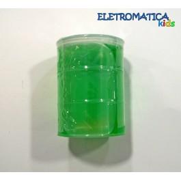 Slime Verde c//bicho