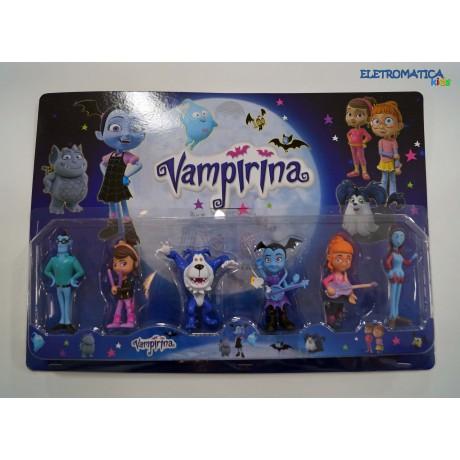 Pack de Brinquedos Vampirina