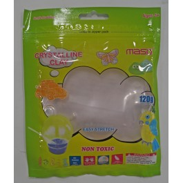 Crystanille Clay Transparente