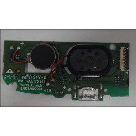 Sub Board c/Vibrador e Buzzer  Alcatel One Touch 7041X