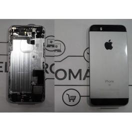 Carcaça IPhone SE Cinza Original