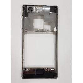 Middel Cover Sony ST26I
