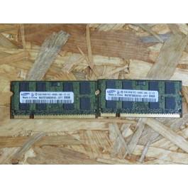 Memoria Ram 2Gb DDRII 800mHz Toshiba L500-13W