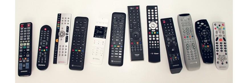 COMANDOS DE TV